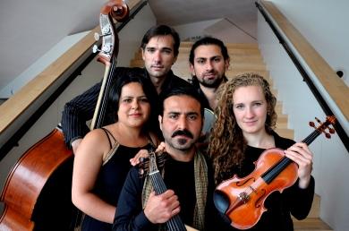 Do 1 sep > Acoustic Roots: Goksel Yilmaz Ensemble