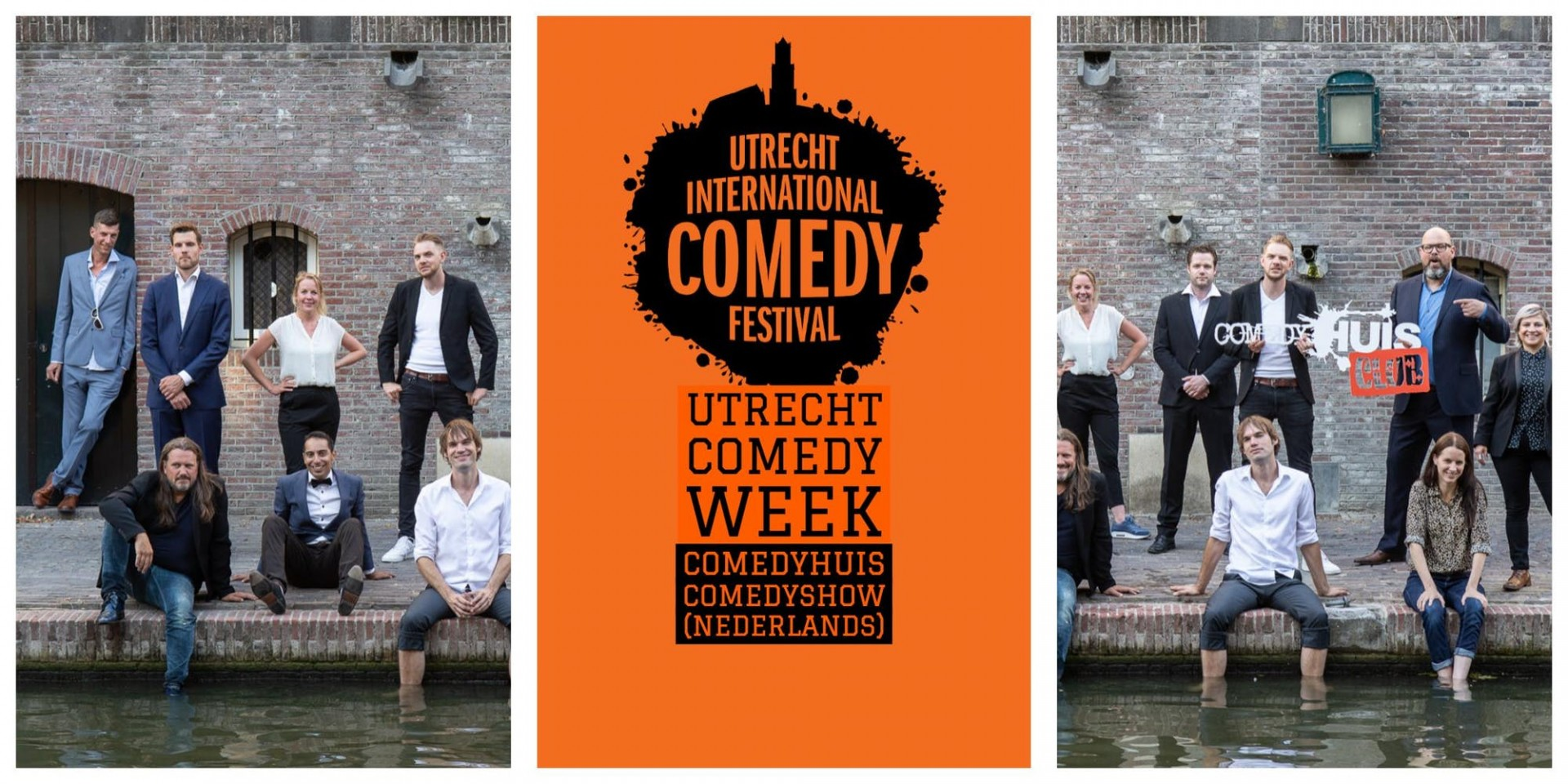 Do: Utrecht Comedy Week