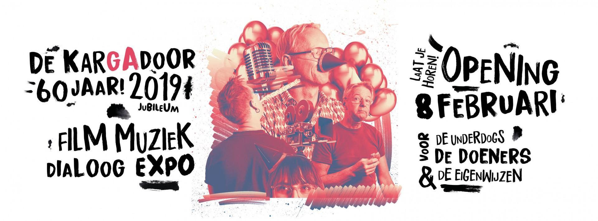 60 jaar De Kargadoor: Laat je horen!