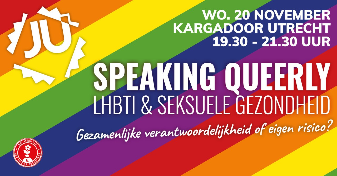 Speaking Queerly 3: LHBTI en Seksuele Gezondheid