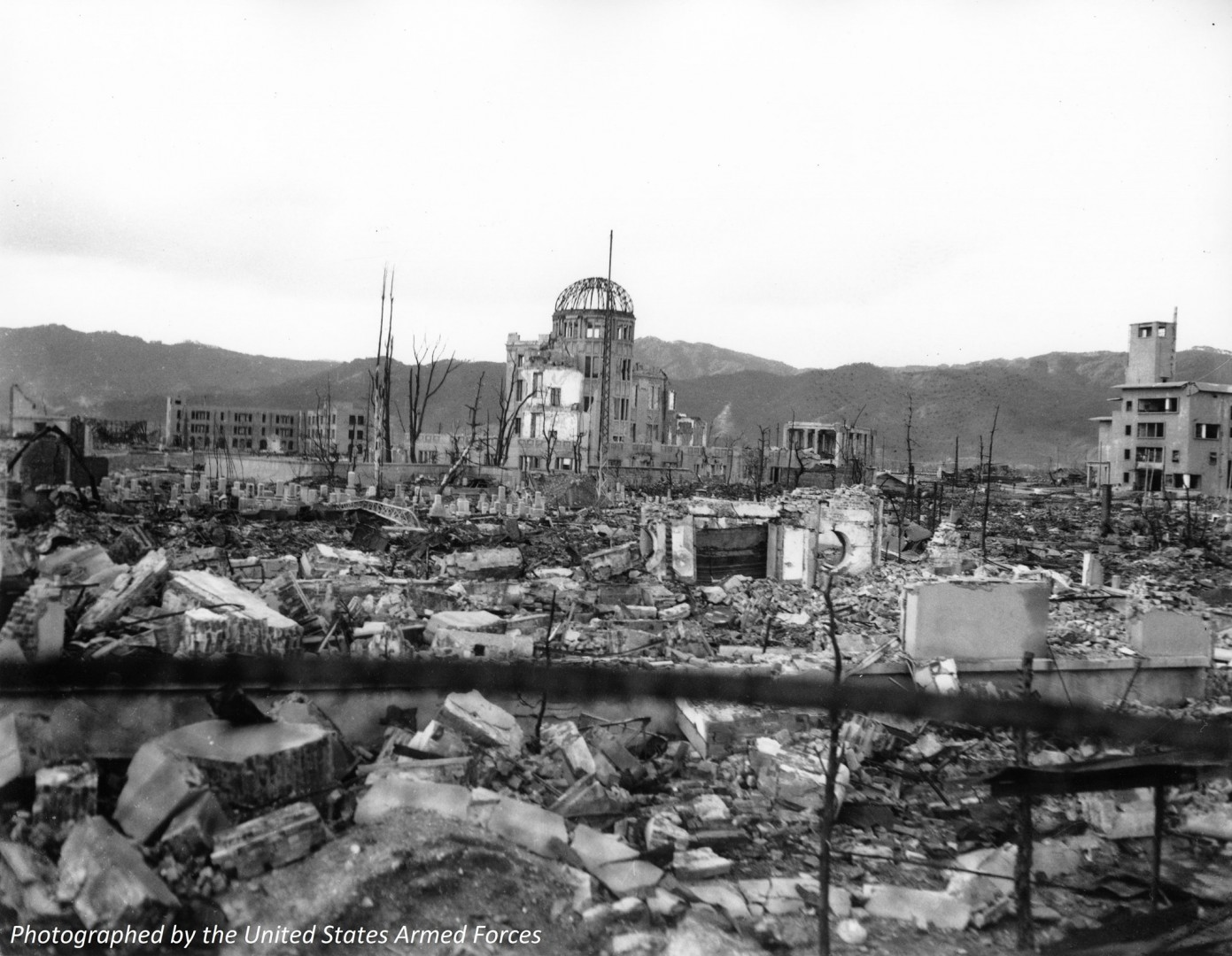 Expo: 75 jaar Hiroshima & Nagasaki
