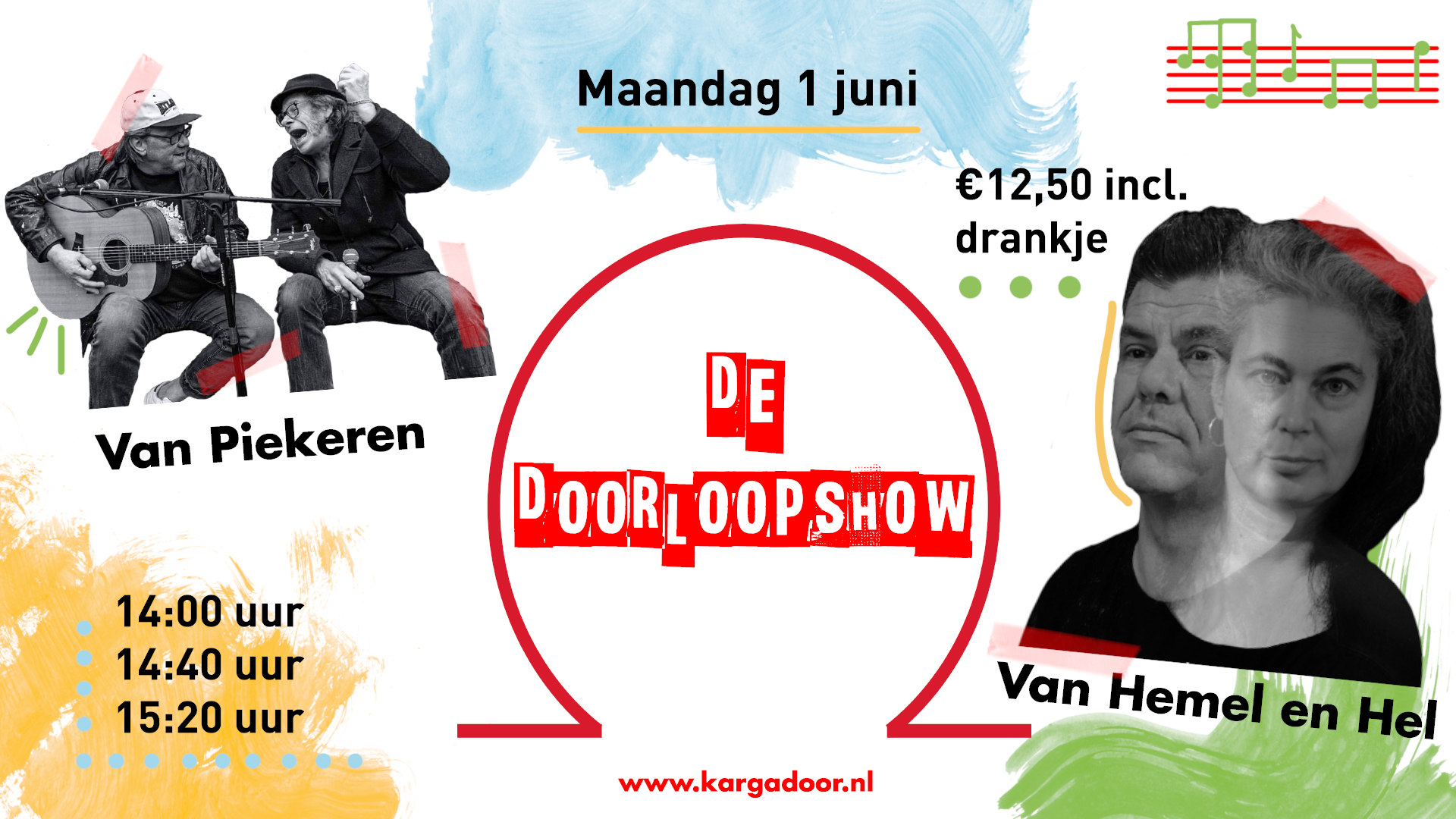 De Doorloop Show