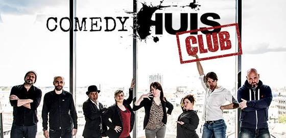Elke dinsdag en zaterdag - Comedy!