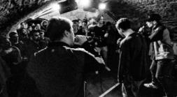 U-Rap open mic