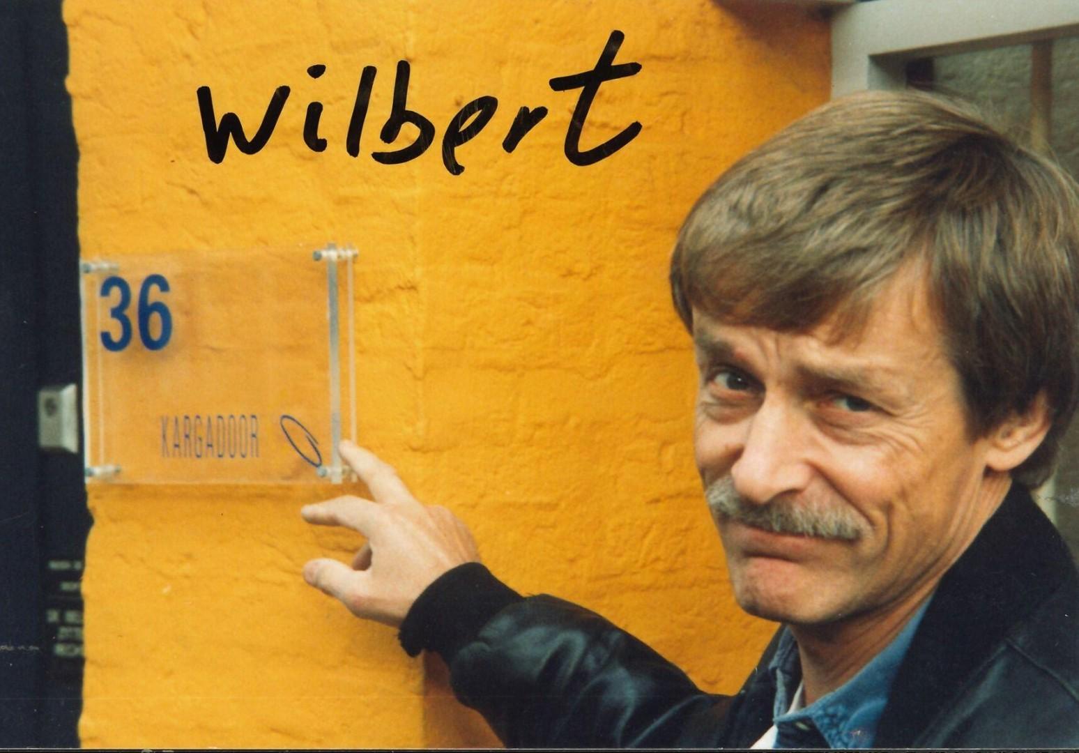 Door de jaren heen met Wilbert