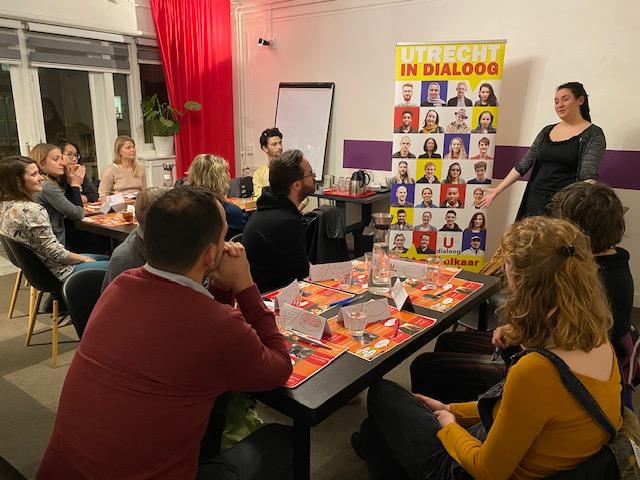 LIVESTREAM: Utrecht in Dialoog